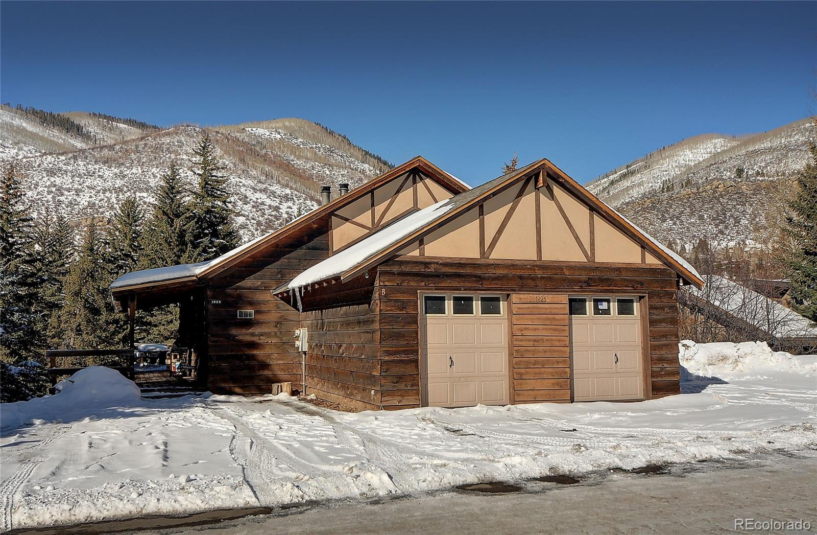 1825 W Gore Creek Drive Property Photo - Vail, CO real estate listing