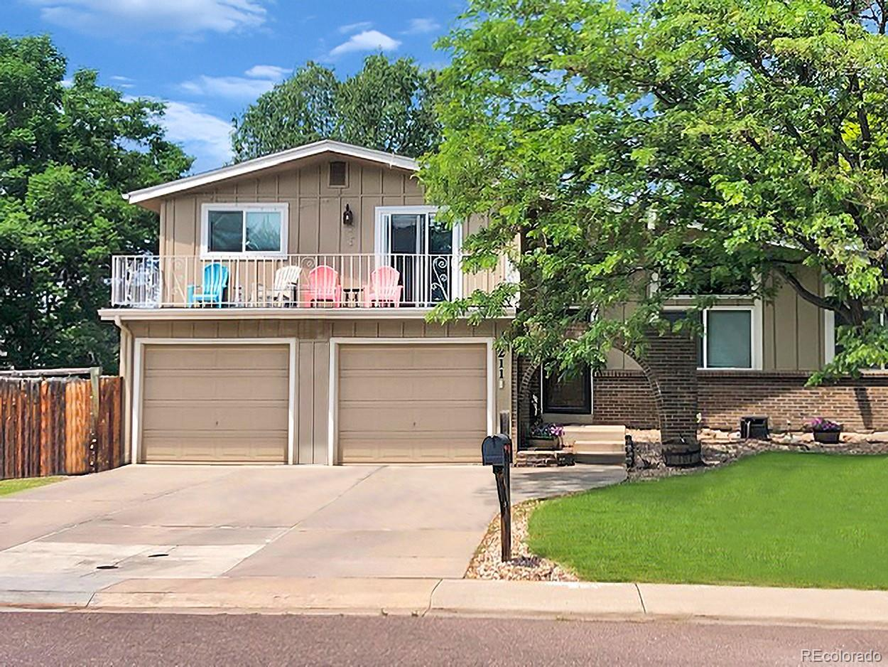 8211 S Marshall Court Property Photo - Littleton, CO real estate listing
