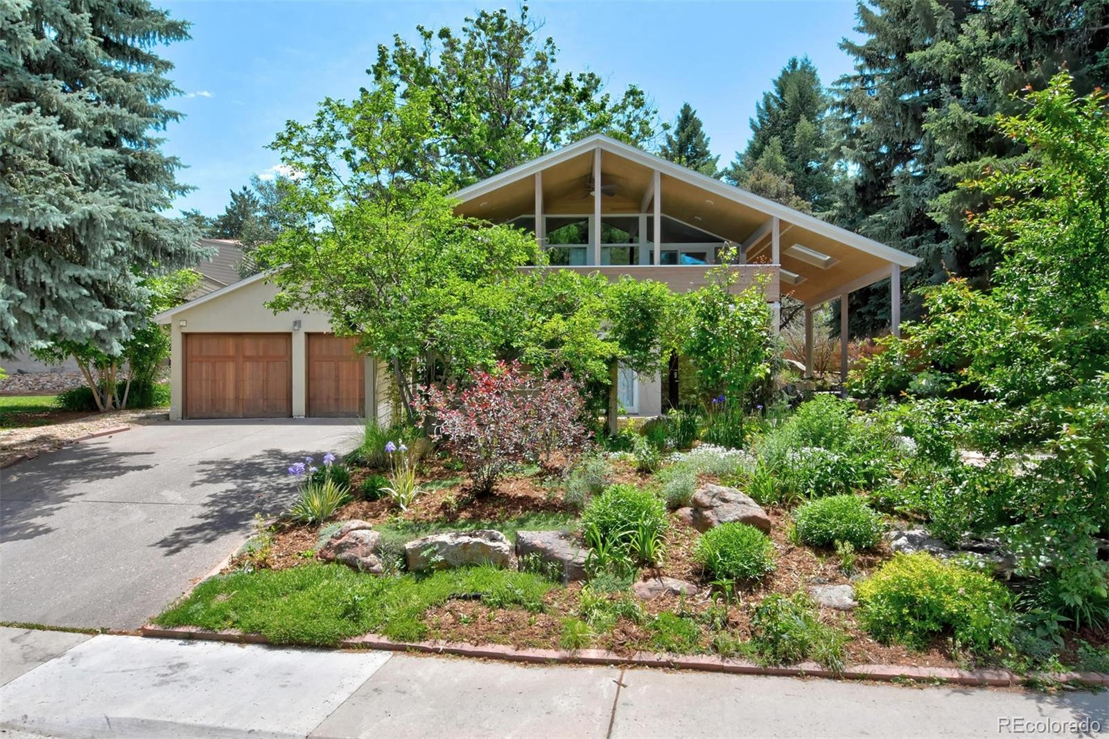 1010 Rosehill Drive Property Photo - Boulder, CO real estate listing