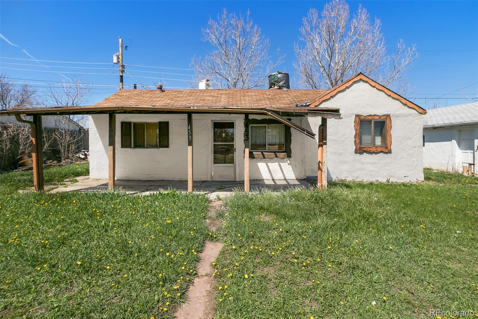 453 S Owens Street Property Photo - Lakewood, CO real estate listing