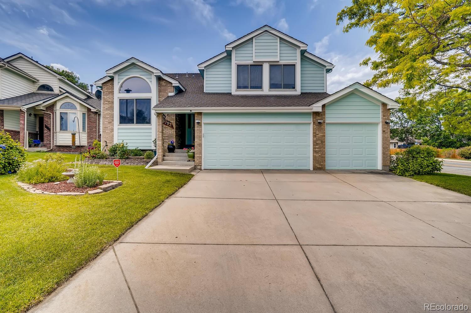 6793 Swadley Court Property Photo - Arvada, CO real estate listing