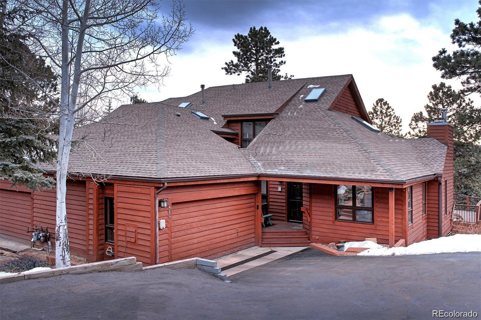 4277 Troutdale Village Drive, Evergreen, CO 80439 - Evergreen, CO real estate listing