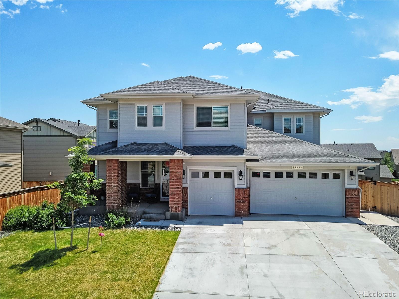 13886 Trenton Street Property Photo - Thornton, CO real estate listing