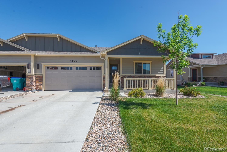 4500 Granger Drive Property Photo - Wellington, CO real estate listing