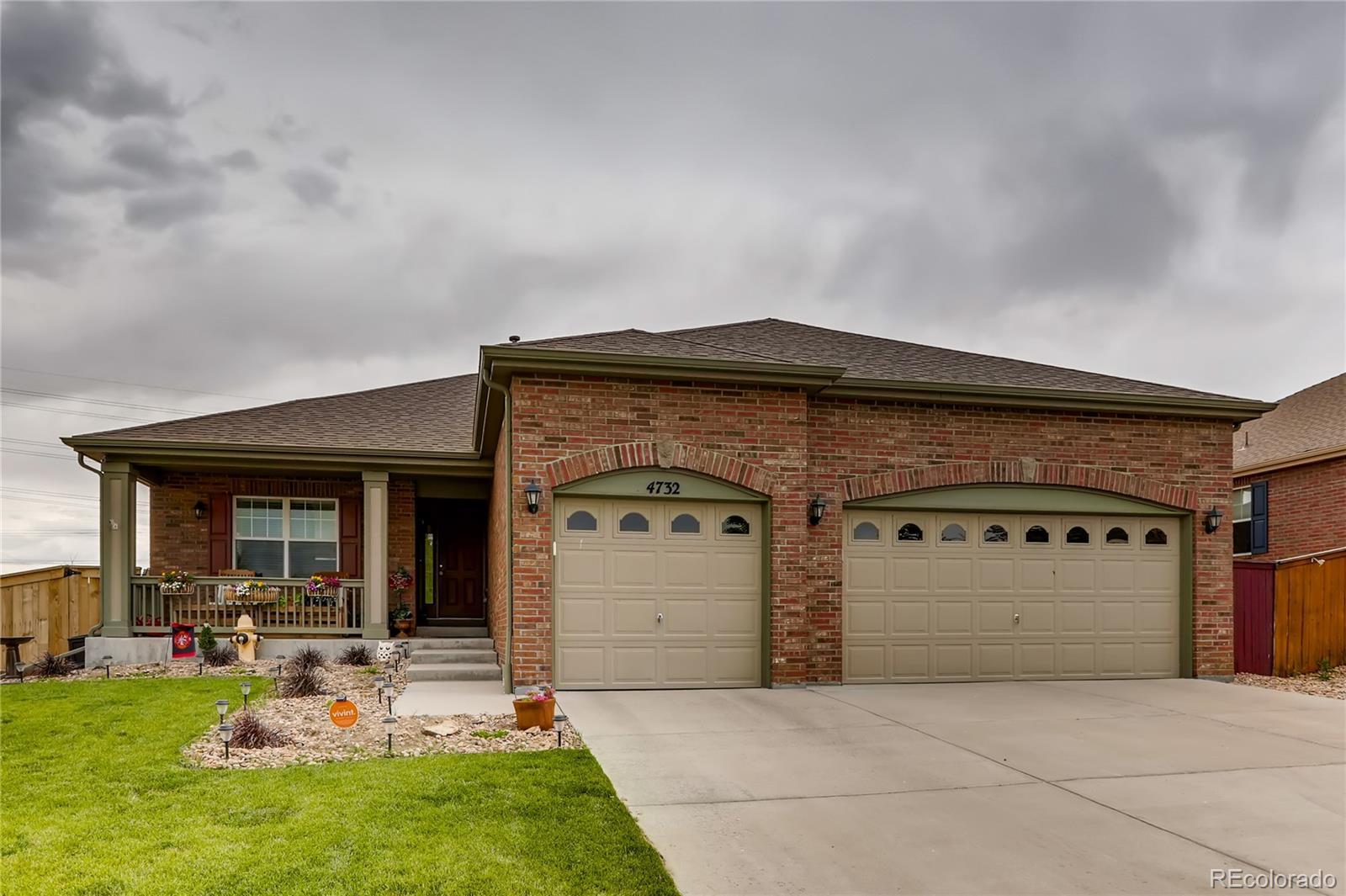 4732 S Coolidge Street Property Photo - Aurora, CO real estate listing