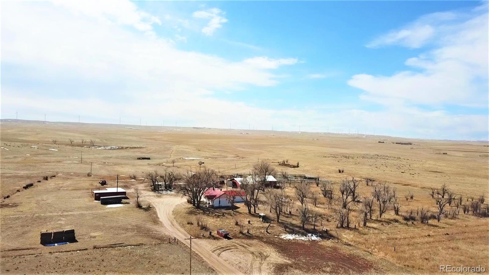 38096 US Hwy 24 Property Photo - Matheson, CO real estate listing