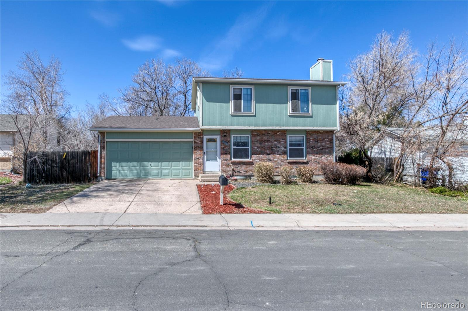 3797 S Quintero Circle Property Photo - Aurora, CO real estate listing
