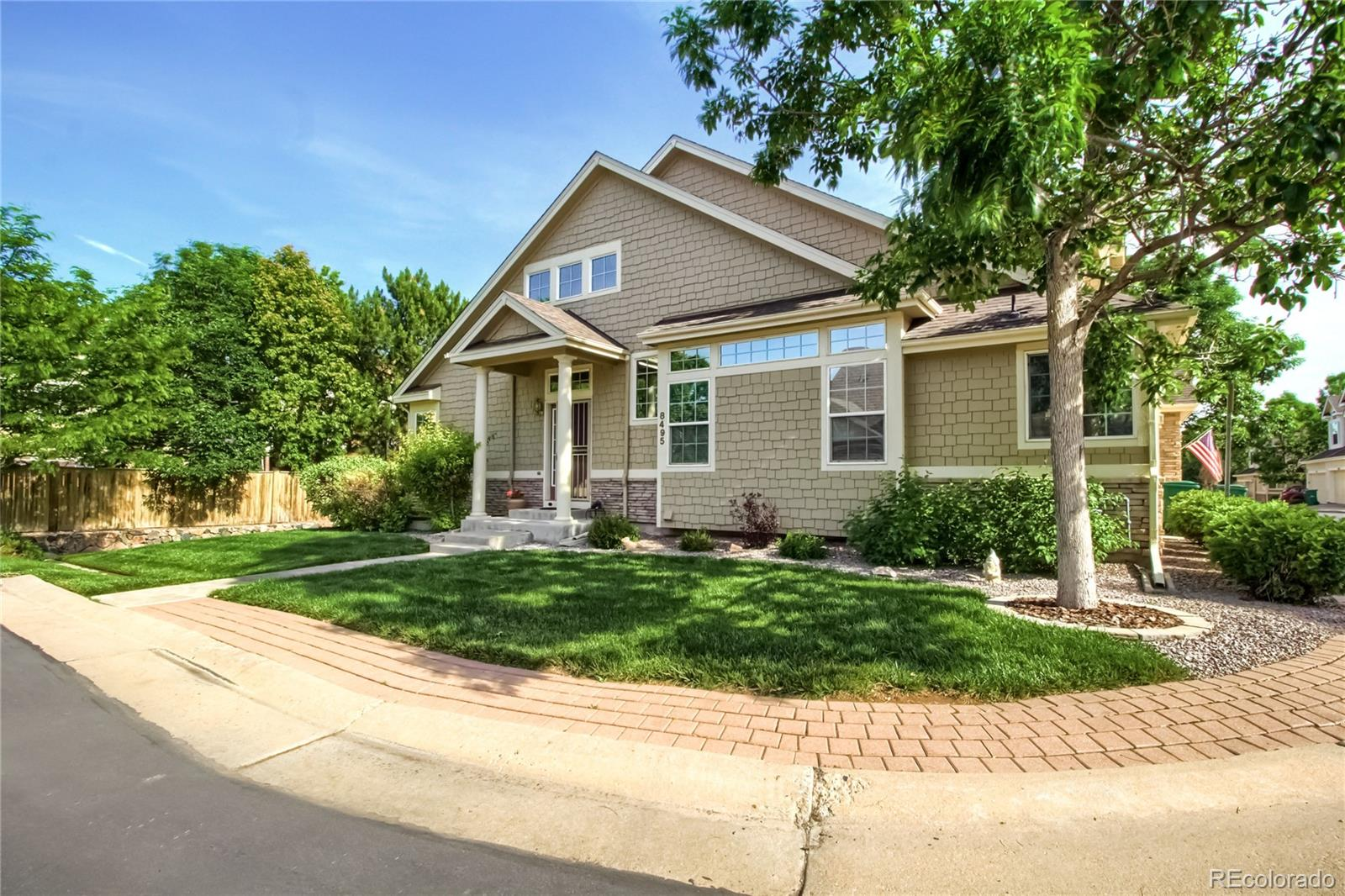 8495 S Moore Street Property Photo - Littleton, CO real estate listing