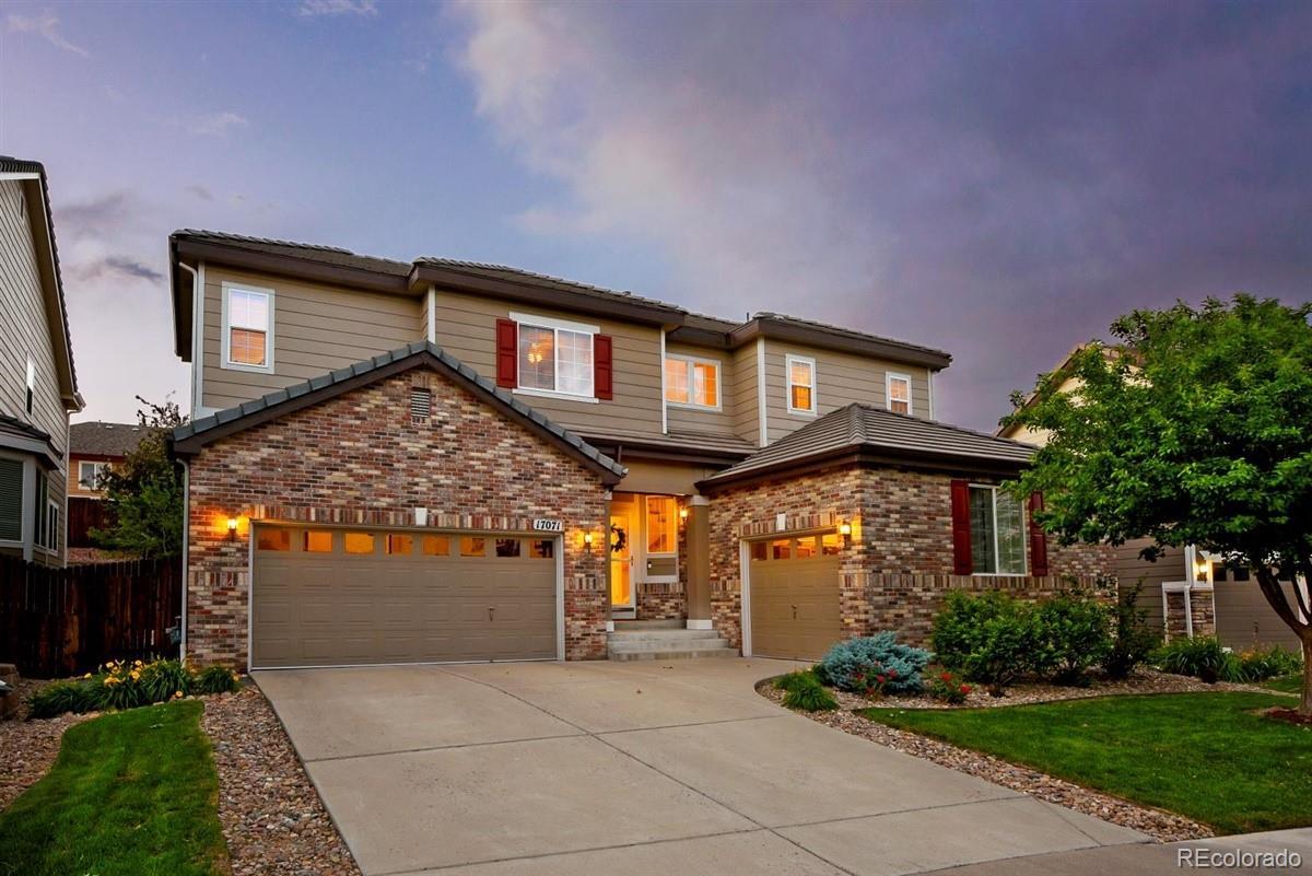 17071 Moorside Drive Property Photo - Parker, CO real estate listing
