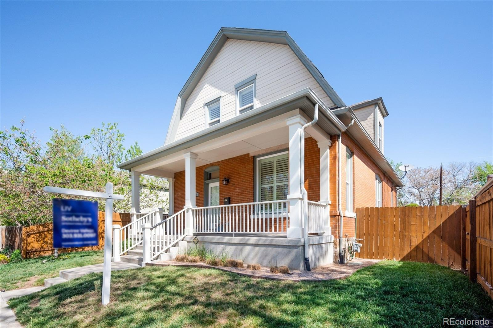 3409 W Moncrieff Place Property Photo - Denver, CO real estate listing