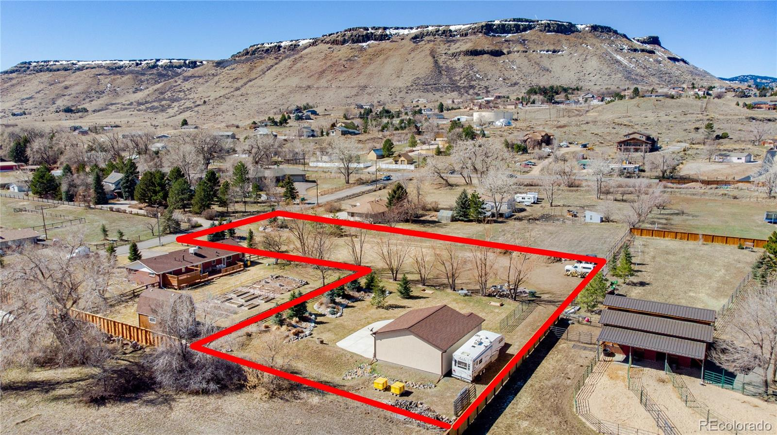 16495 W 54th Avenue Property Photo - Golden, CO real estate listing
