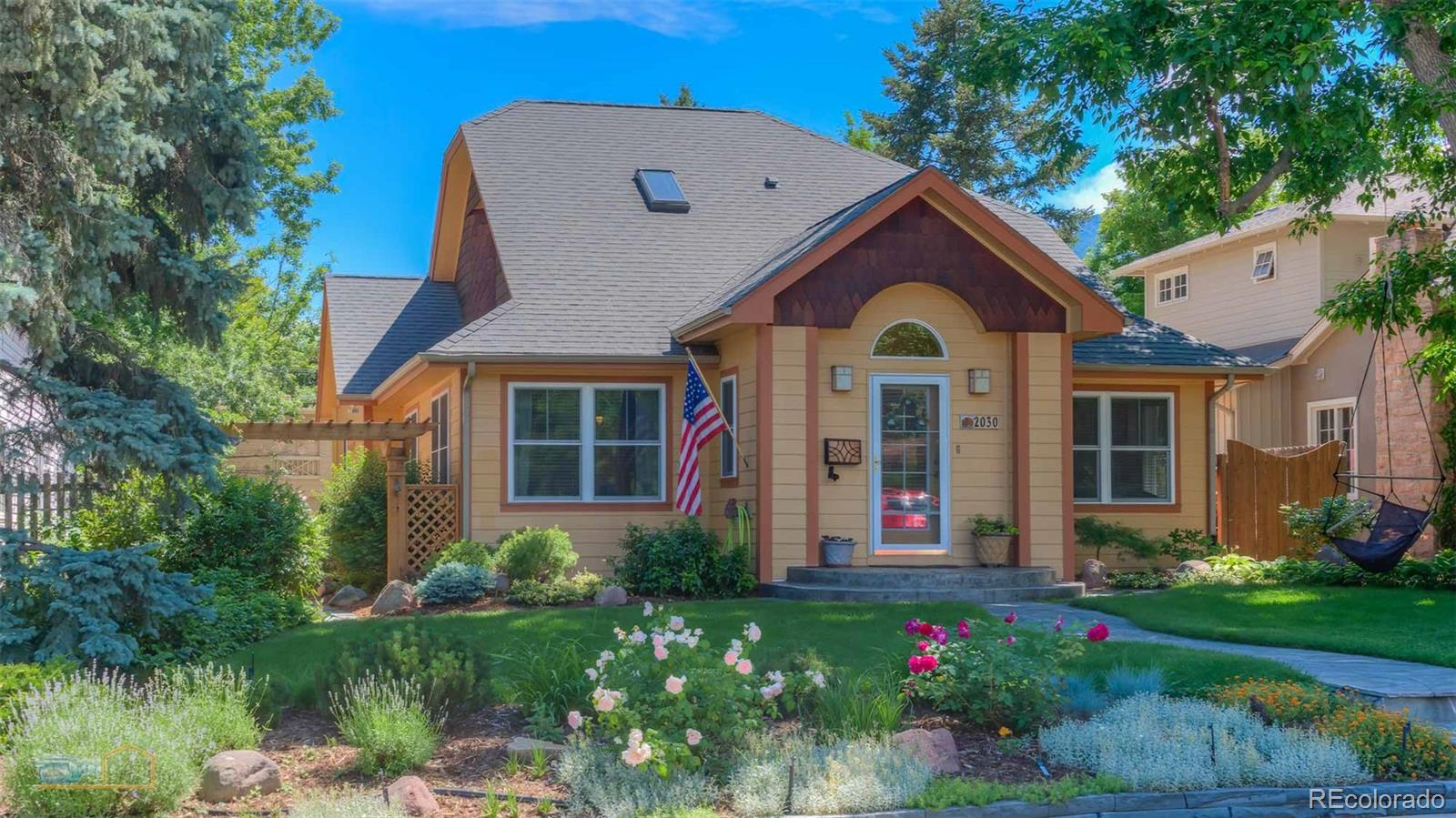2030 Columbine Avenue Property Photo - Boulder, CO real estate listing