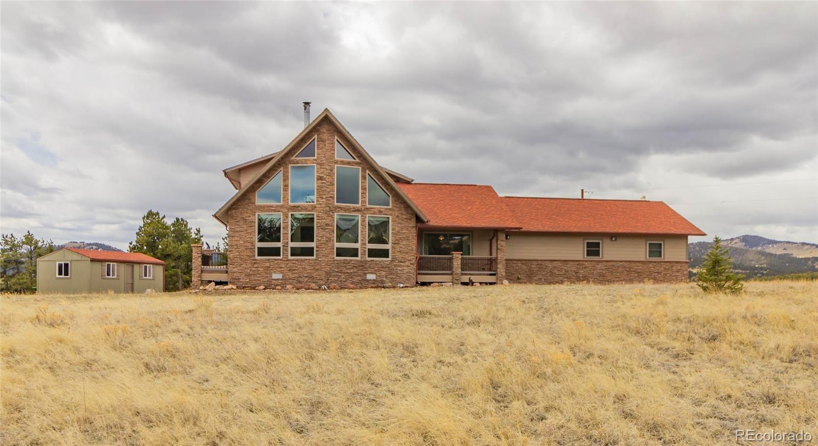 641 Old Kathleen Trail, Guffey, CO 80820 - Guffey, CO real estate listing