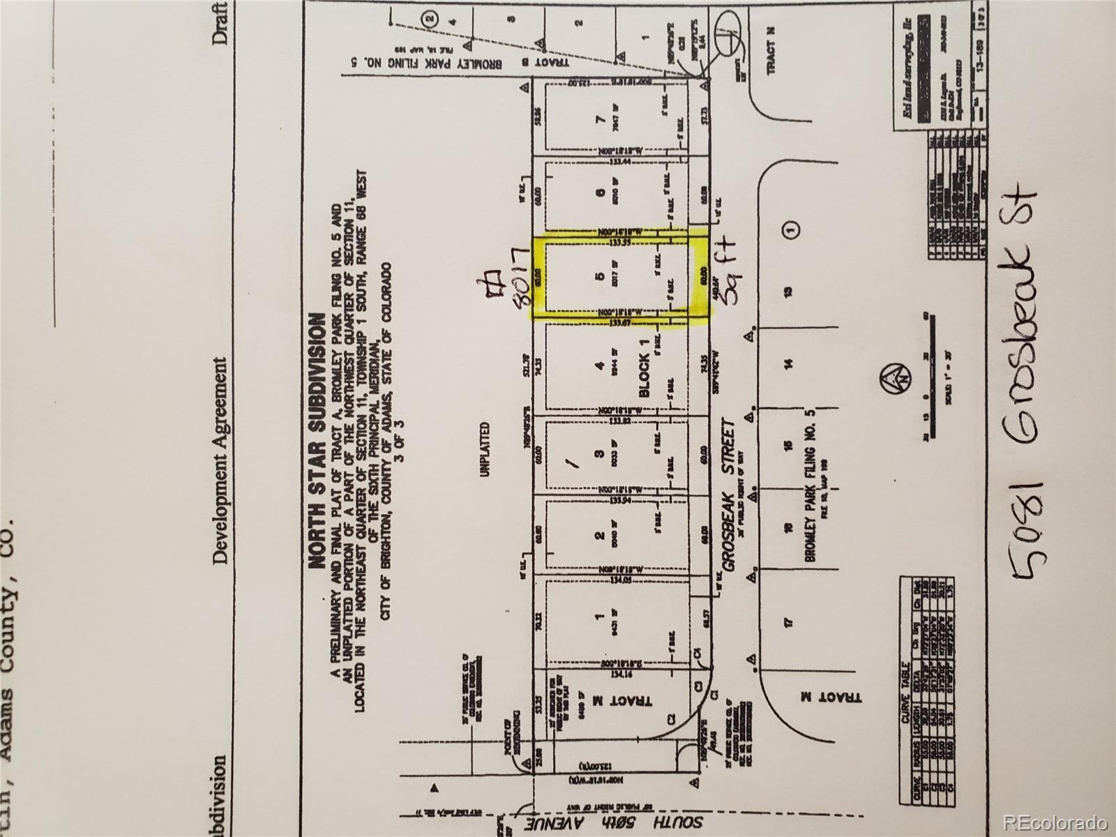 5081 Grosbeak Street, Brighton, CO 80601 - Brighton, CO real estate listing