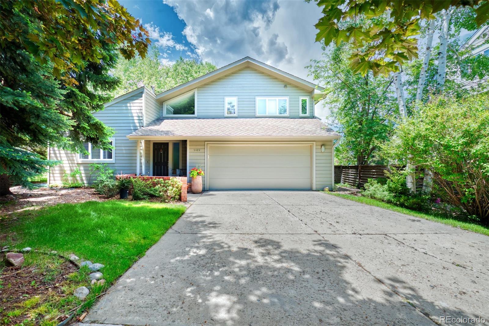 949 Meadow Glen Drive Property Photo - Boulder, CO real estate listing