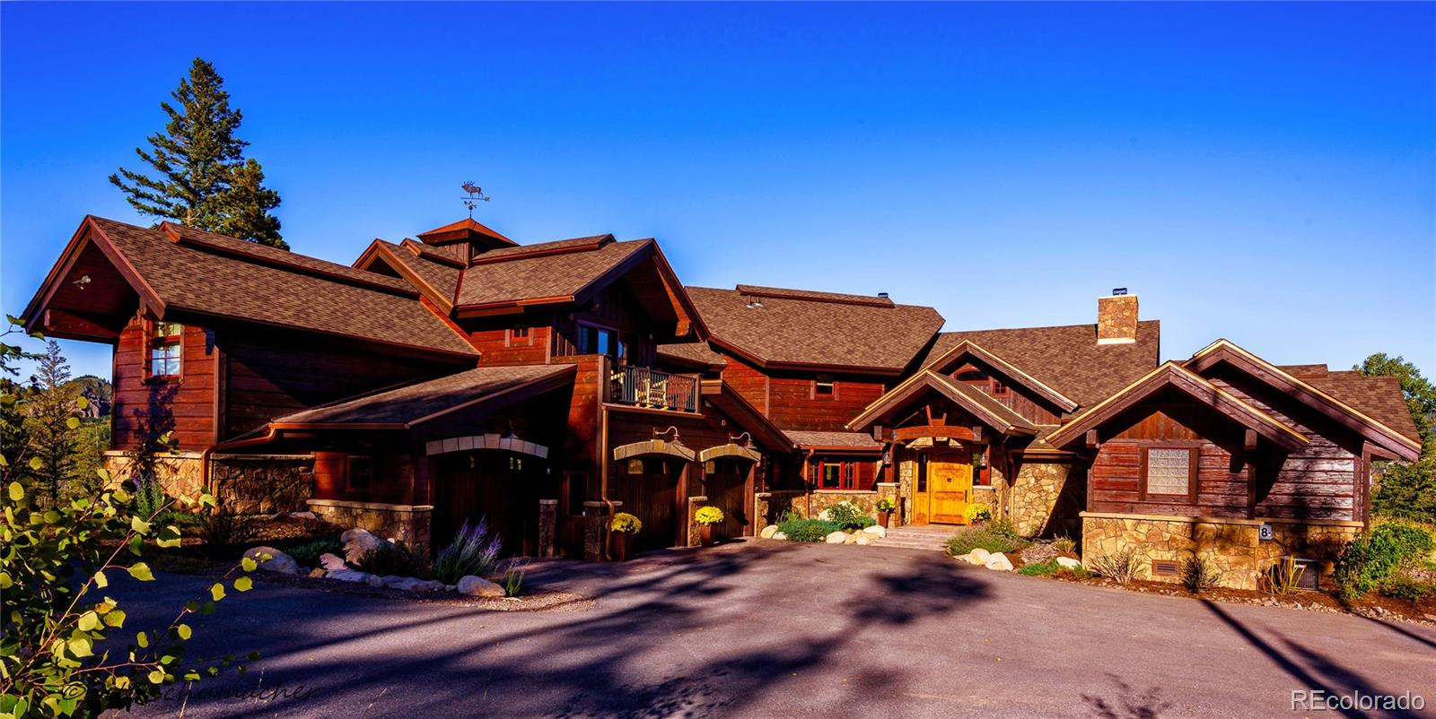 31555 Green Ridge Drive Property Photo - Oak Creek, CO real estate listing