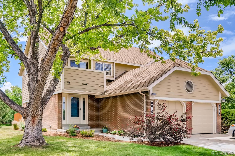 8016 Dry Creek Circle Property Photo - Niwot, CO real estate listing