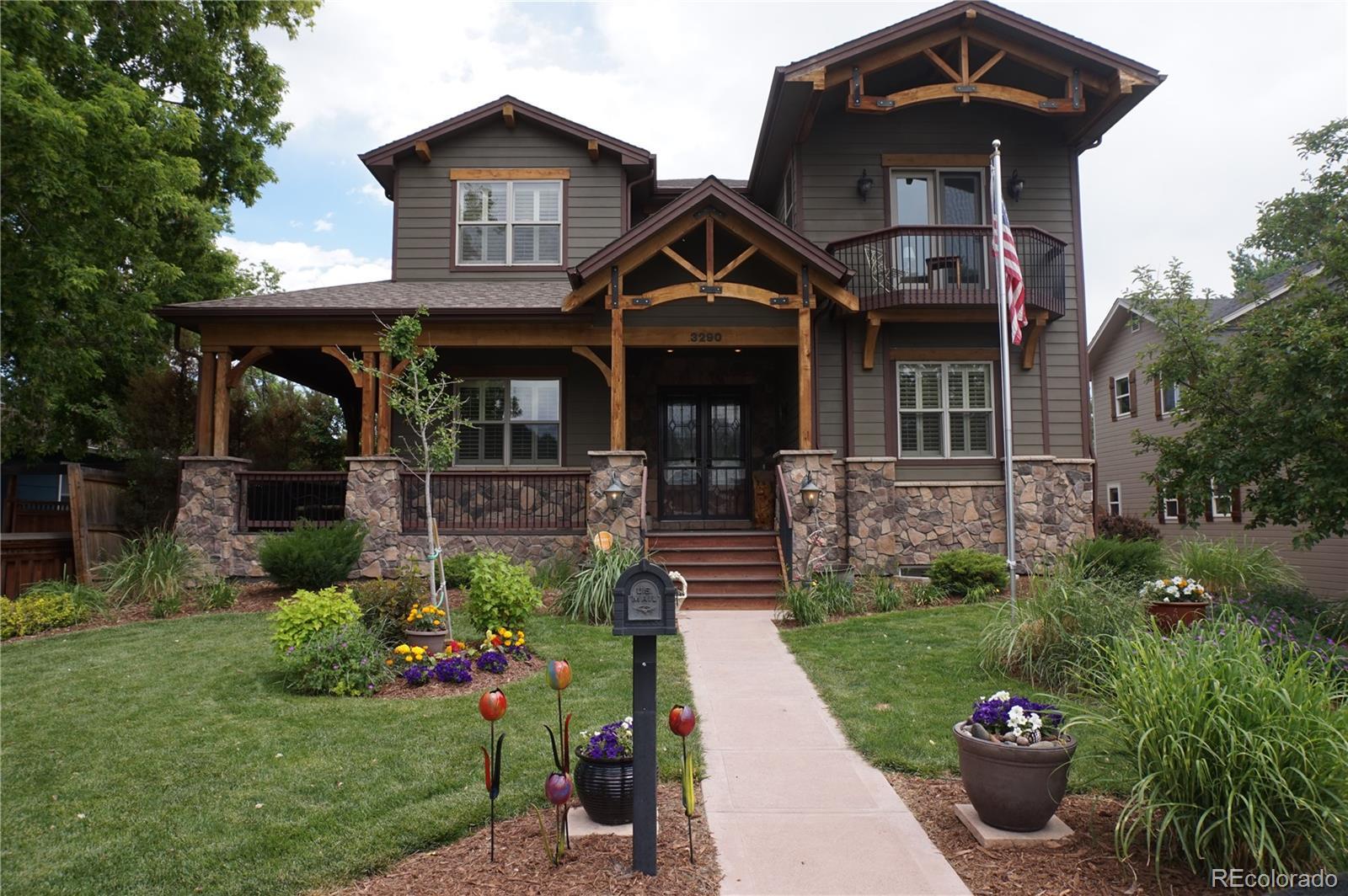3290 S Corona Street Property Photo - Englewood, CO real estate listing