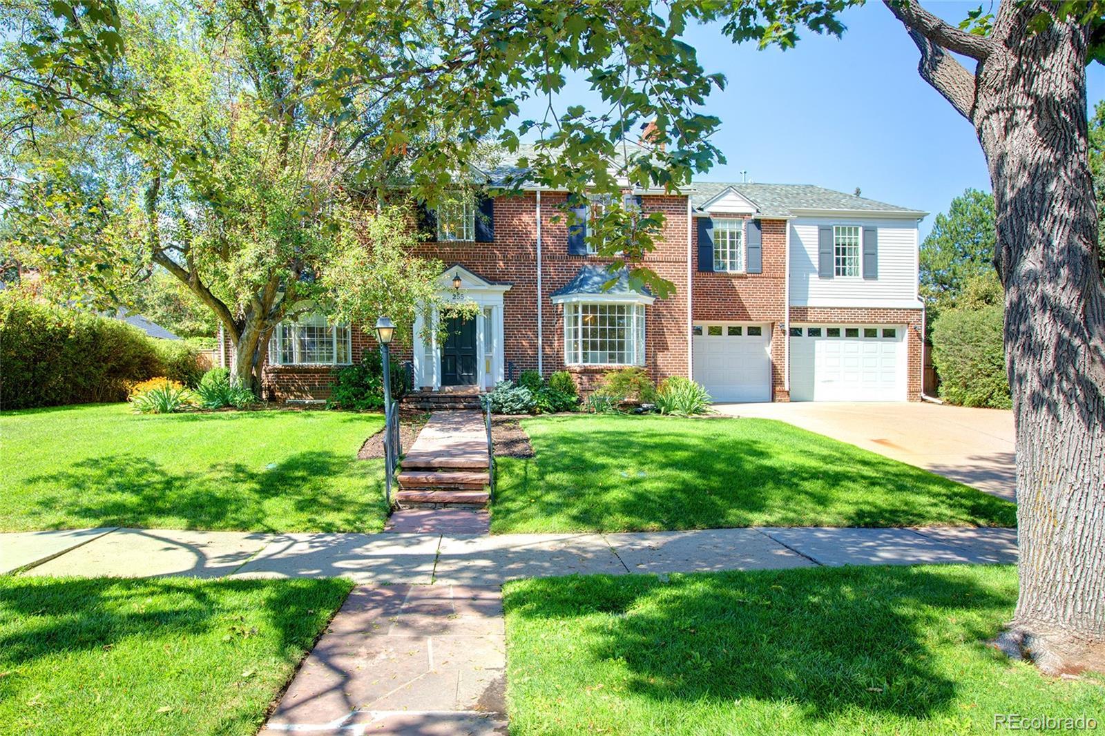 255 Gaylord Street Property Photo - Denver, CO real estate listing