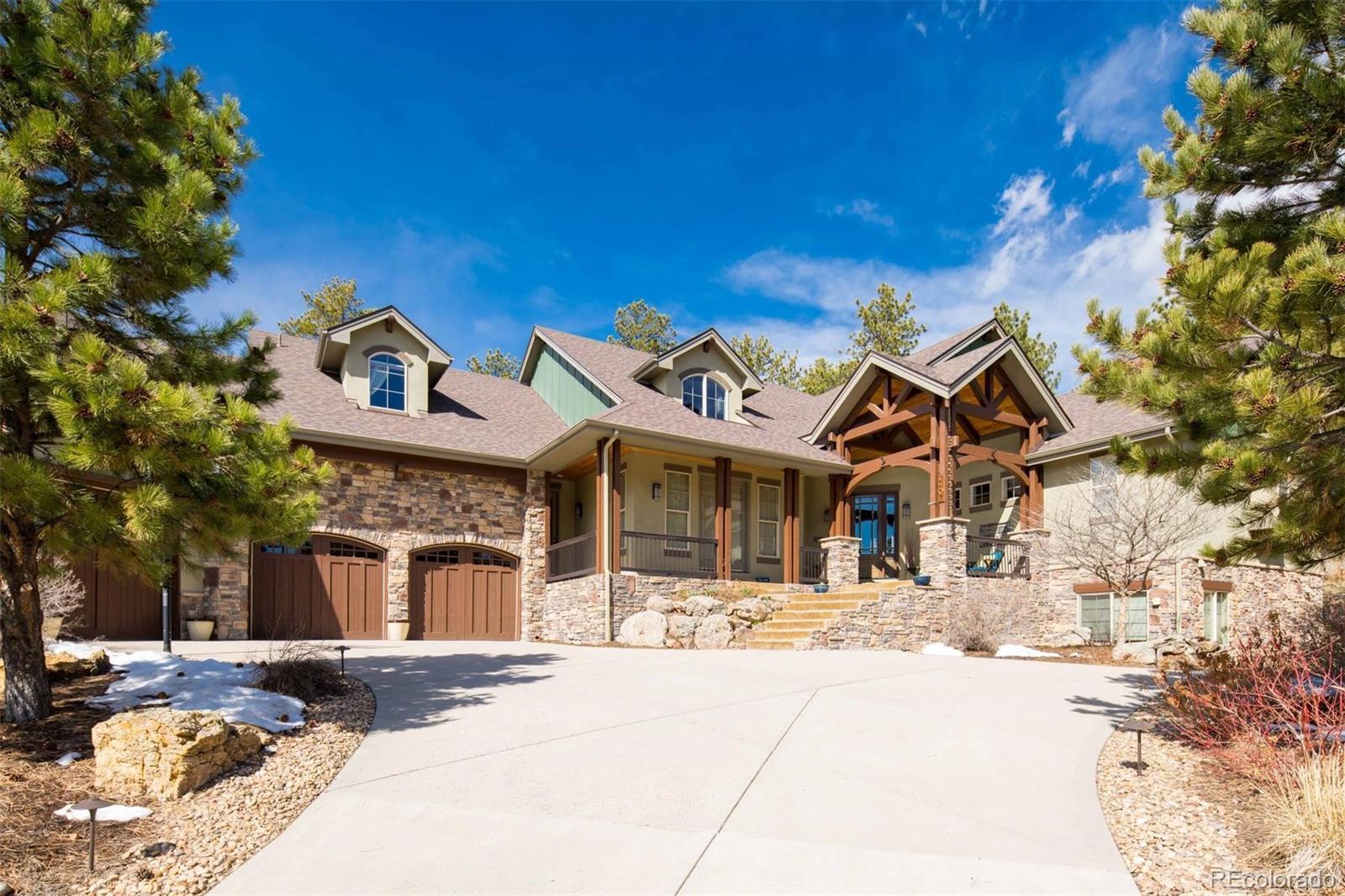 2407 Saddleback Drive Property Photo - Castle Rock, CO real estate listing