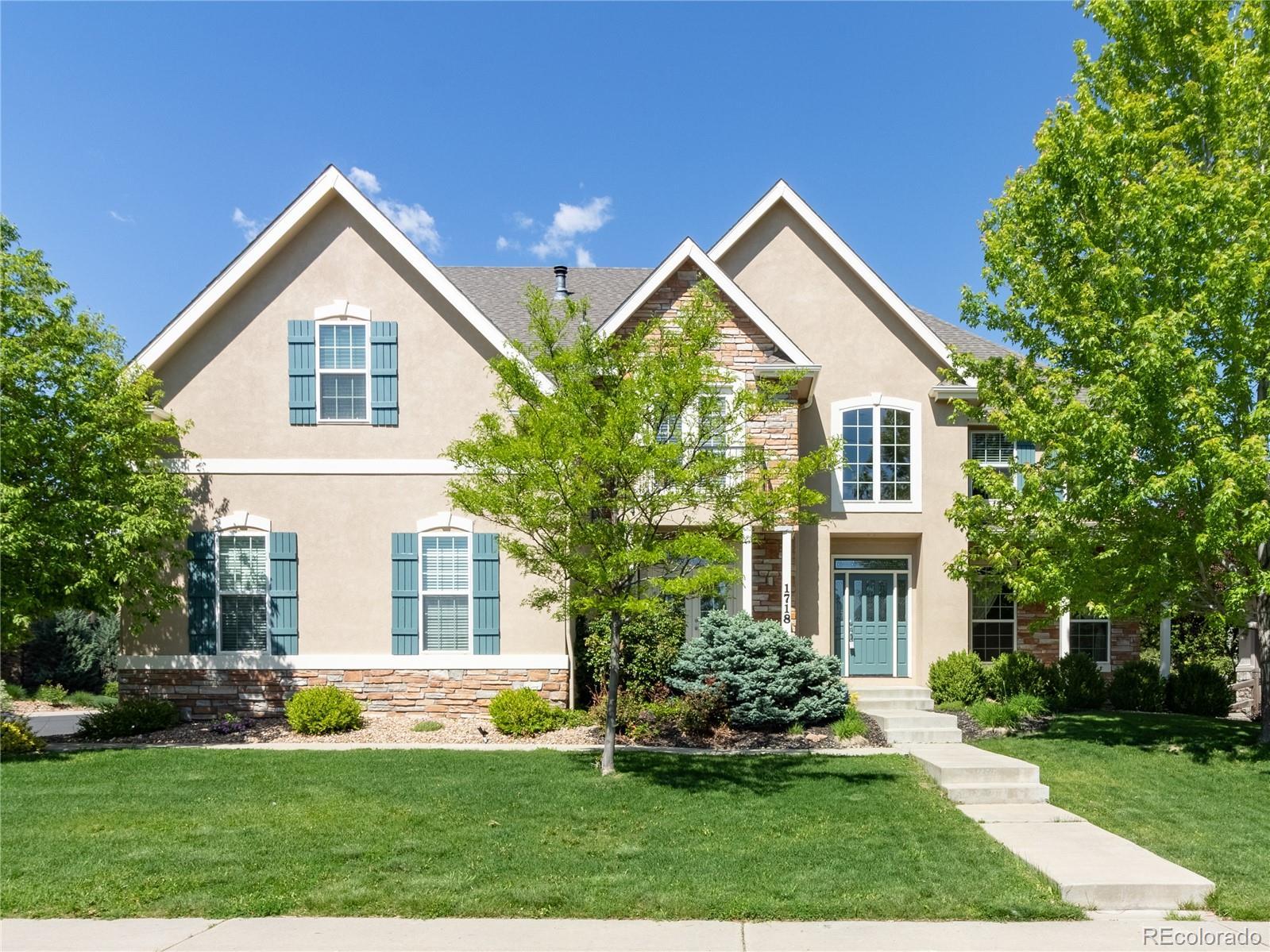 1718 Stardance Circle Property Photo - Longmont, CO real estate listing