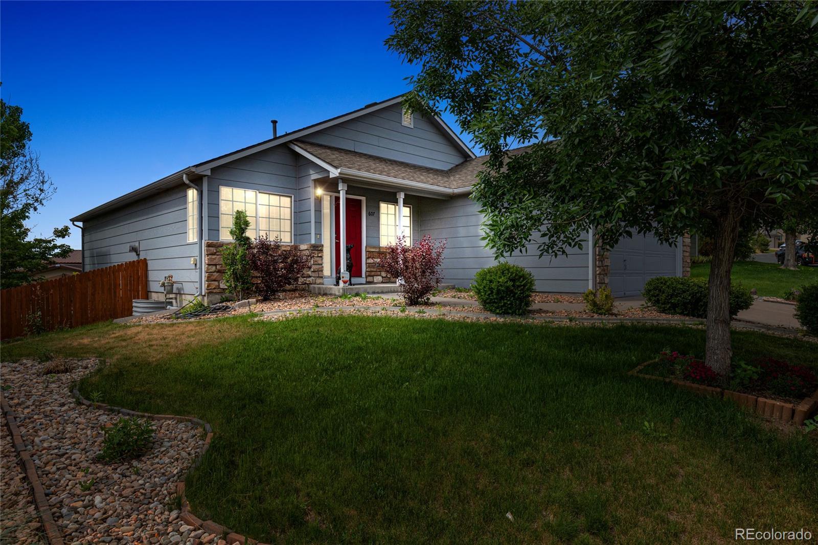 607 Branding Iron Lane Property Photo - Castle Rock, CO real estate listing
