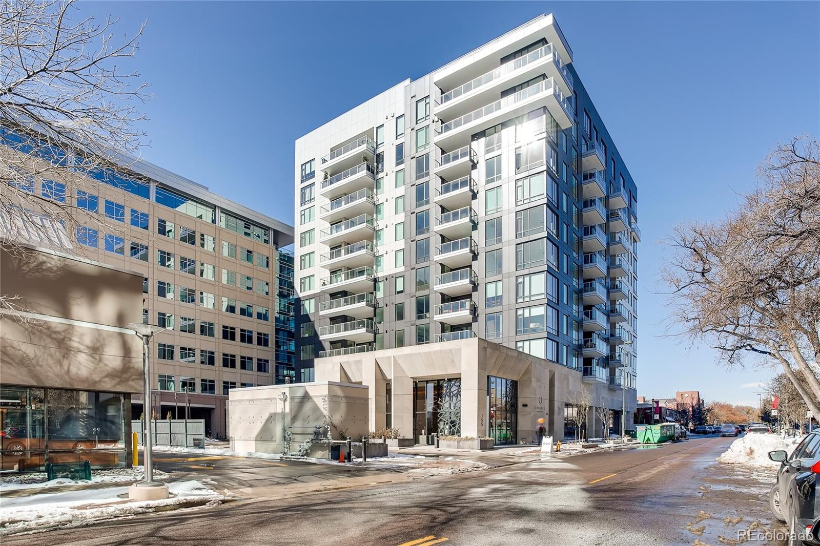 155 Steele Street #713 Property Photo - Denver, CO real estate listing