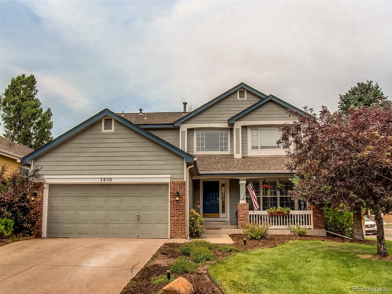 3850 Mallard Street Property Photo - Highlands Ranch, CO real estate listing