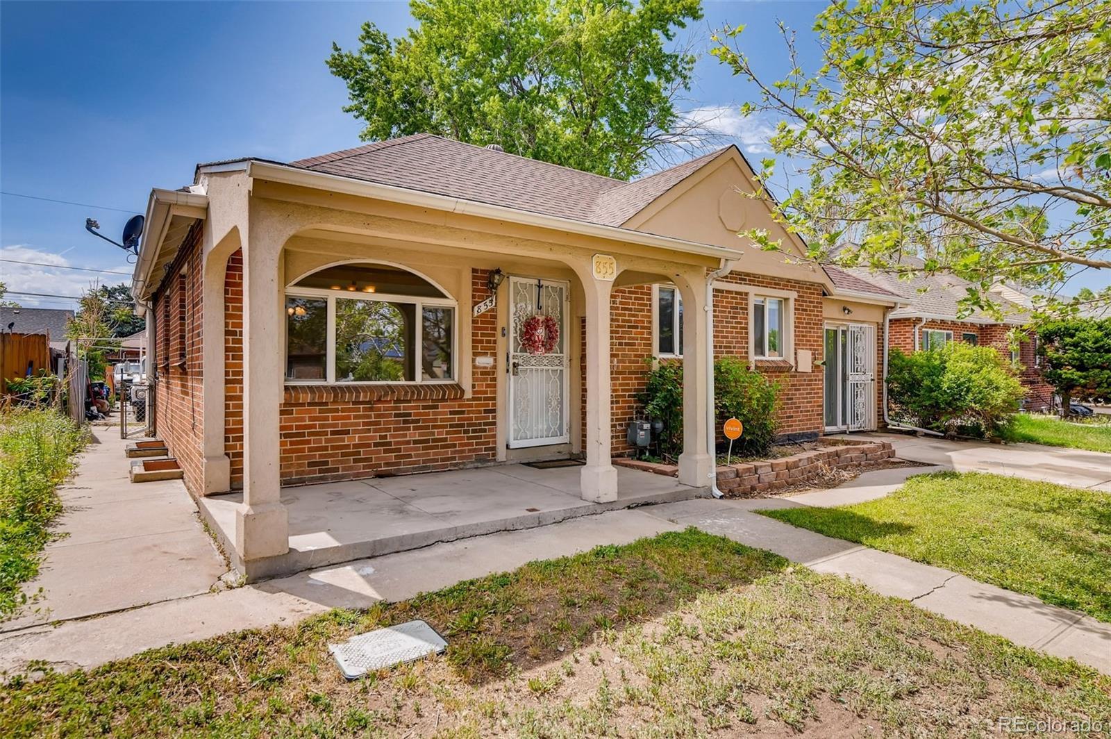 855 S Dale Court Property Photo - Denver, CO real estate listing