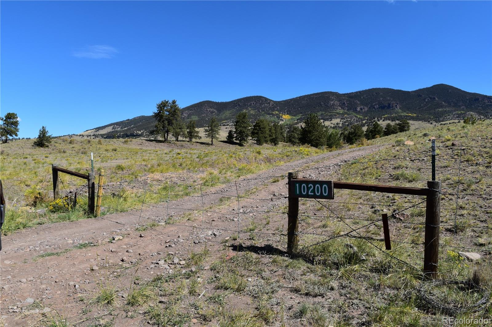 Hwy 9 Property Photo - Guffey, CO real estate listing