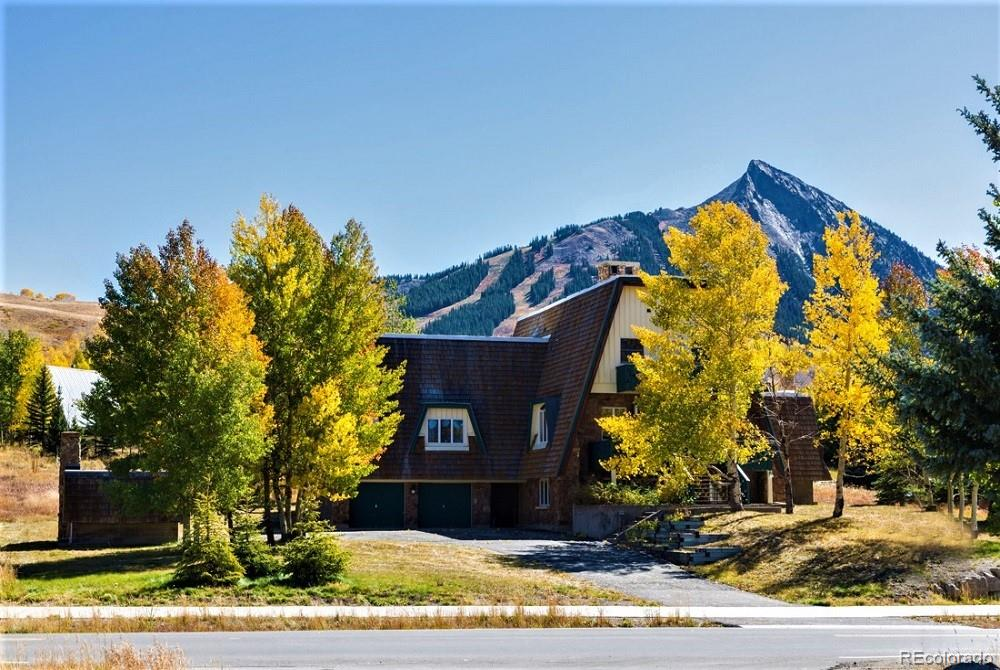 852 Gothic Road Property Photo - Mt Crested Butte, CO real estate listing