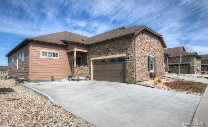 3409 New Haven Circle Property Photo - Castle Rock, CO real estate listing