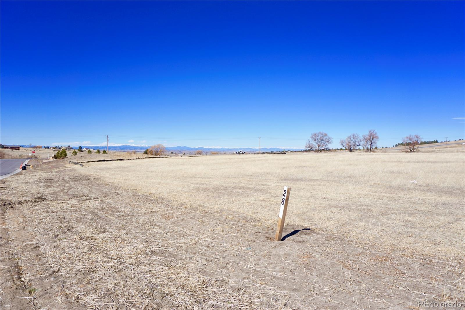 2750 N Flintwood Road Property Photo - Franktown, CO real estate listing