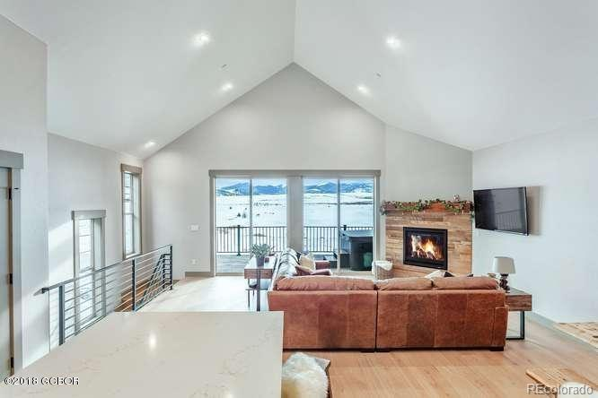 64 Eagle Ridge Drive #A109 Property Photo - Granby, CO real estate listing