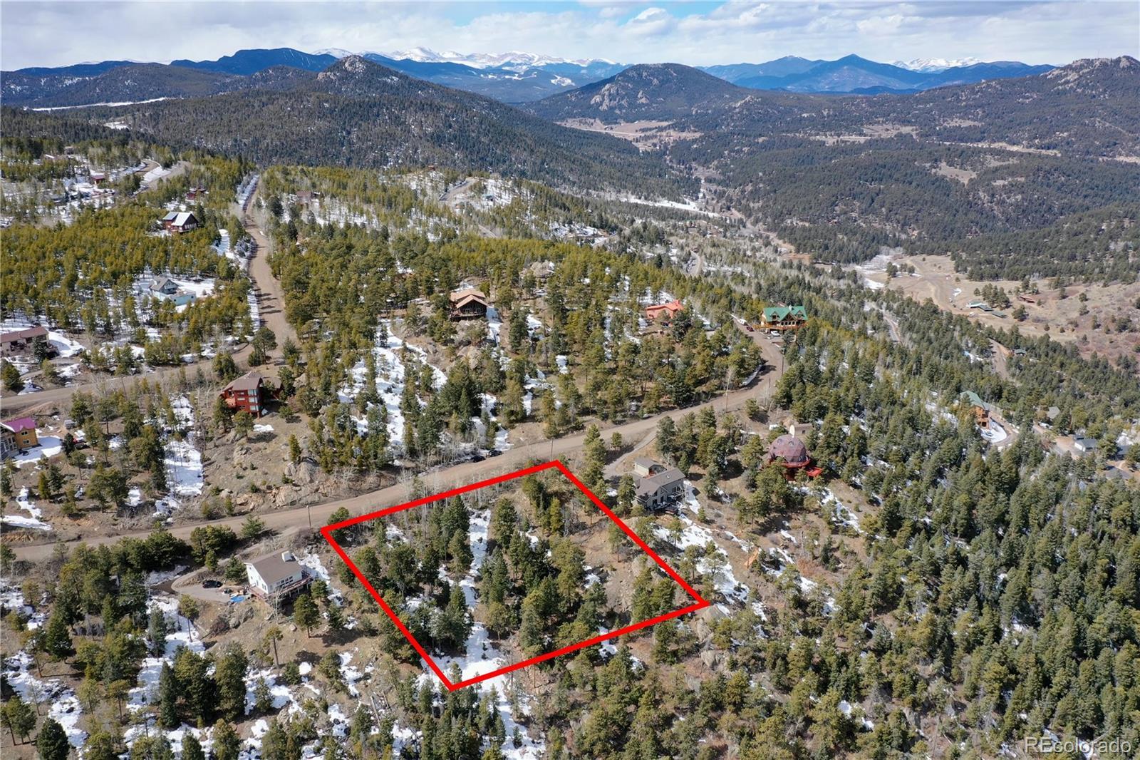 10256 Horizon View Drive Property Photo - Morrison, CO real estate listing