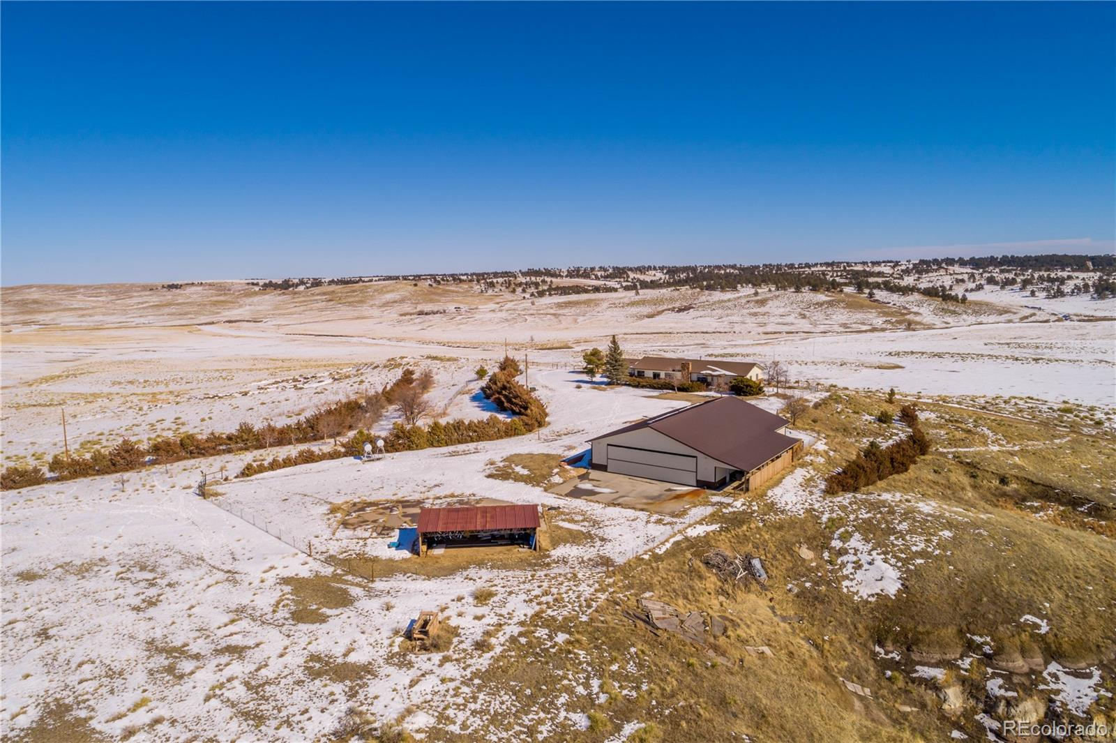 40999 Way Of Patience Property Photo - Deer Trail, CO real estate listing