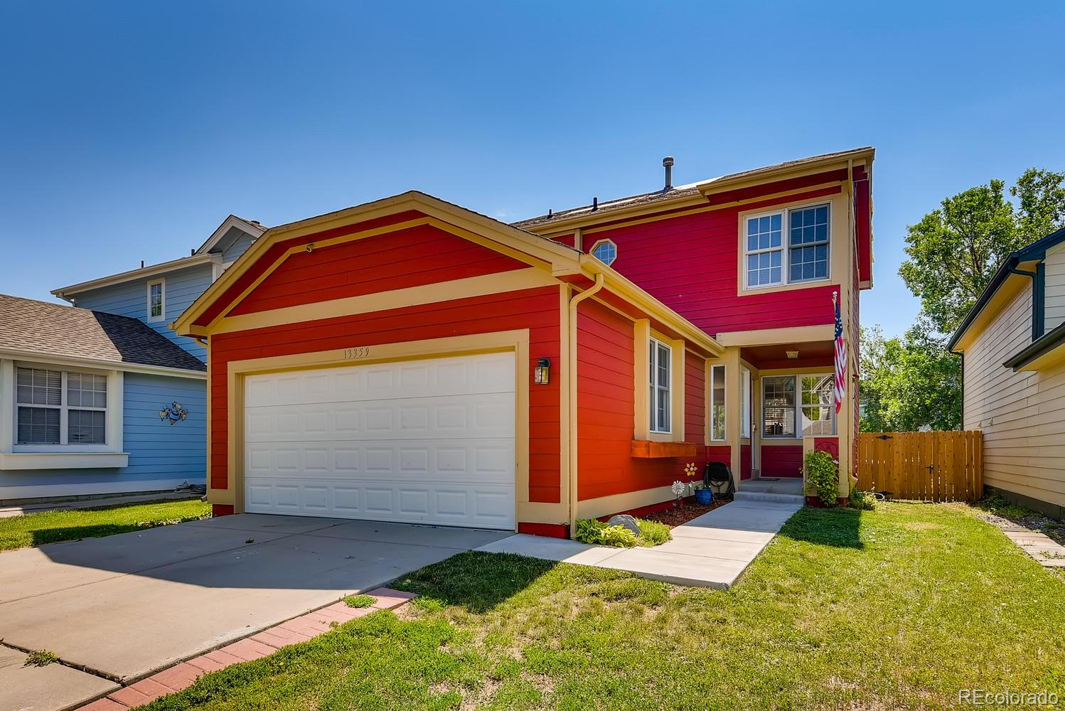 13359 Birch Circle Property Photo - Thornton, CO real estate listing