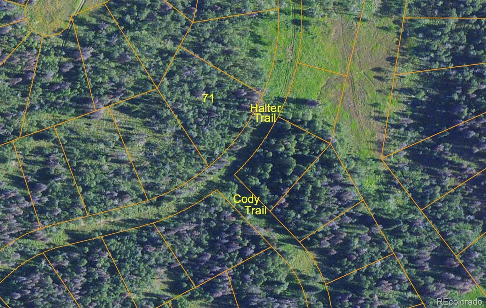 Halter Trail Property Photo - Oak Creek, CO real estate listing
