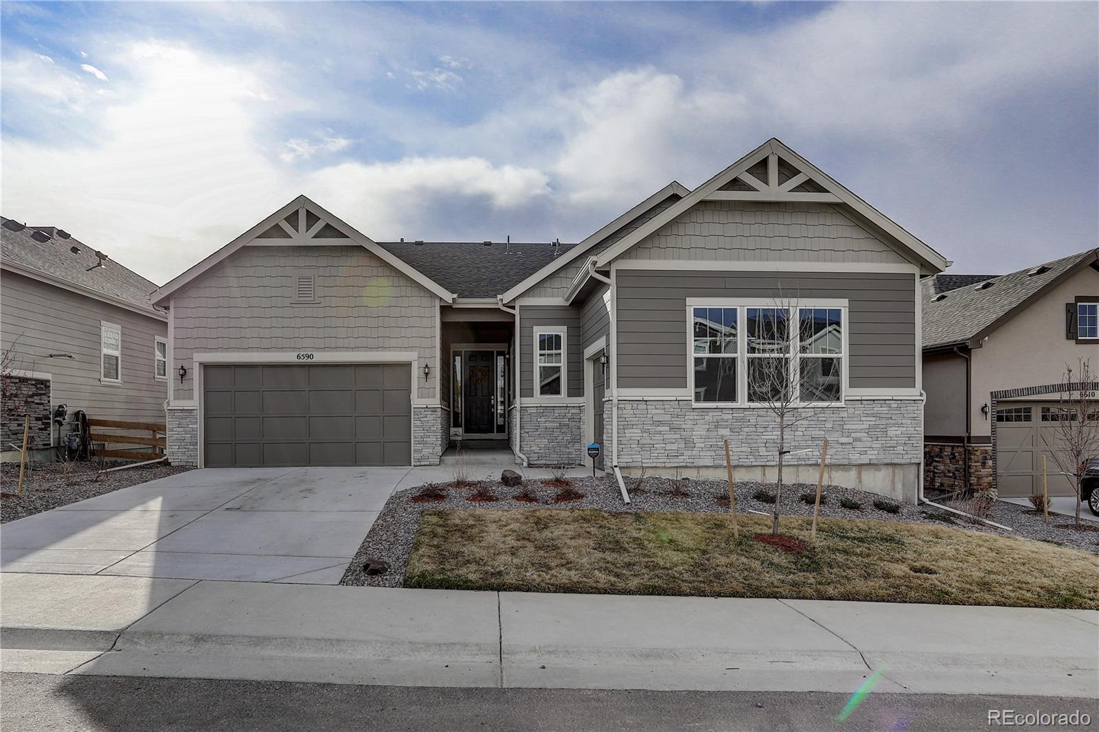 6590 S Addison Way Property Photo - Aurora, CO real estate listing