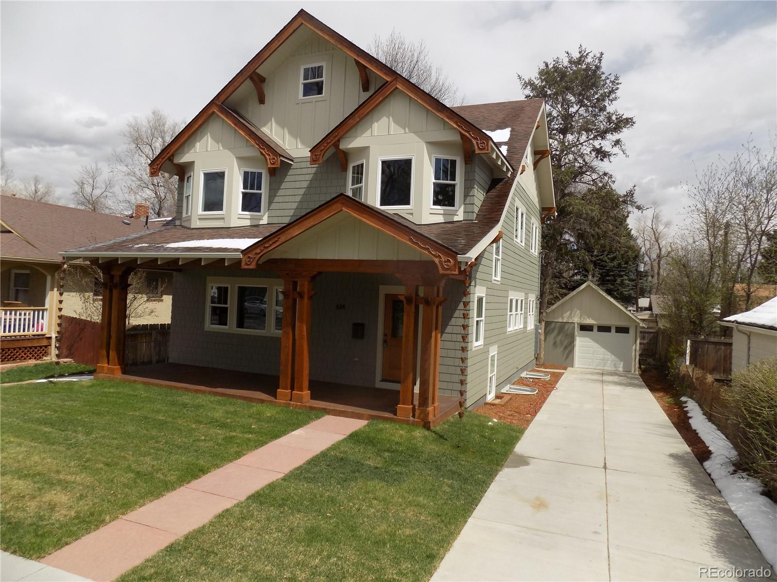 614 Gay Street Property Photo - Longmont, CO real estate listing