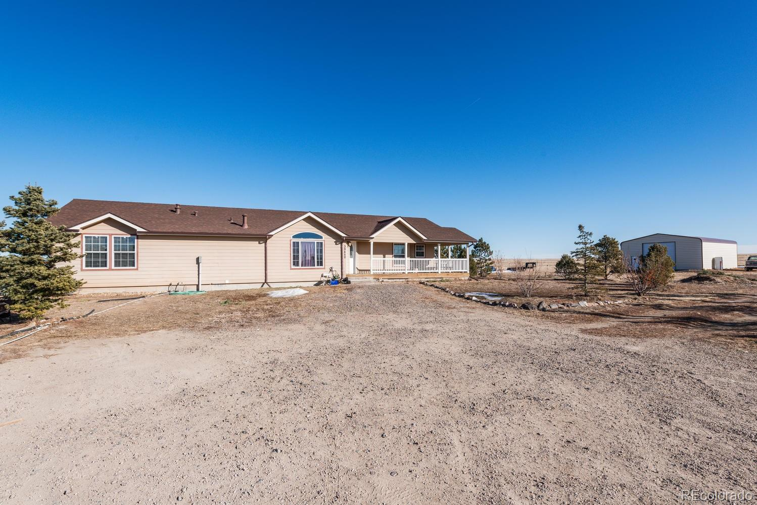 39450 County Road 162 Property Photo - Agate, CO real estate listing