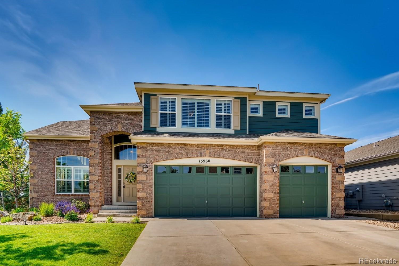 15960 E Summit Fox Avenue Property Photo - Parker, CO real estate listing