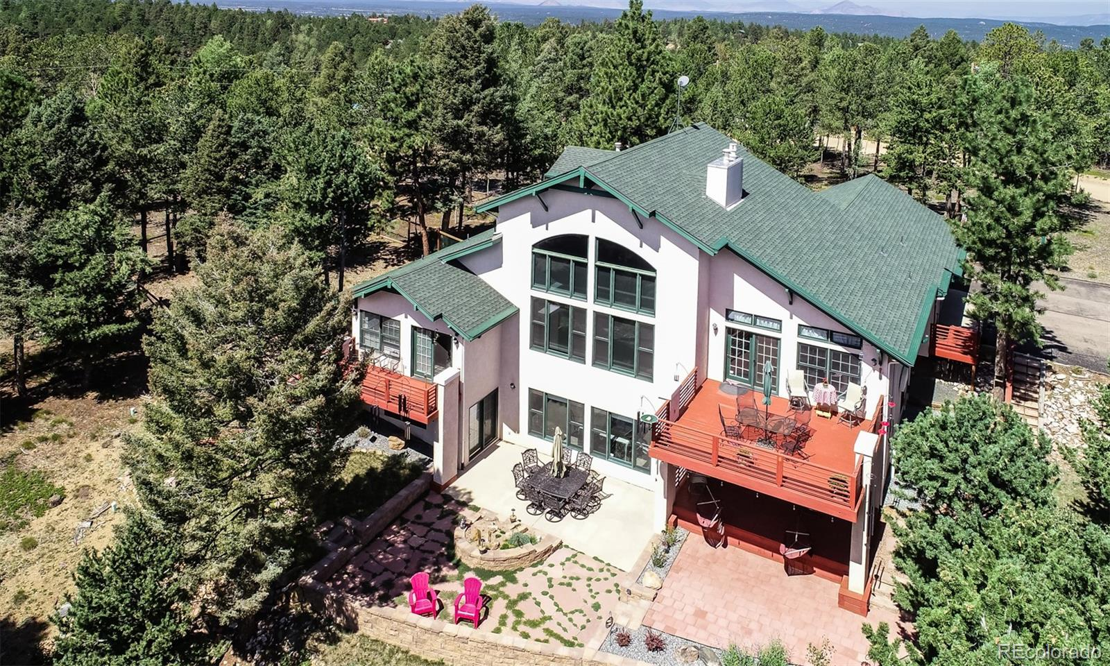 220 Parkview Drive Property Photo - Woodland Park, CO real estate listing