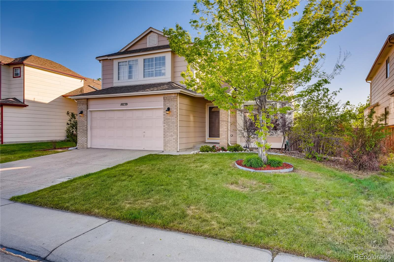 10239 Woodrose Lane Property Photo - Highlands Ranch, CO real estate listing