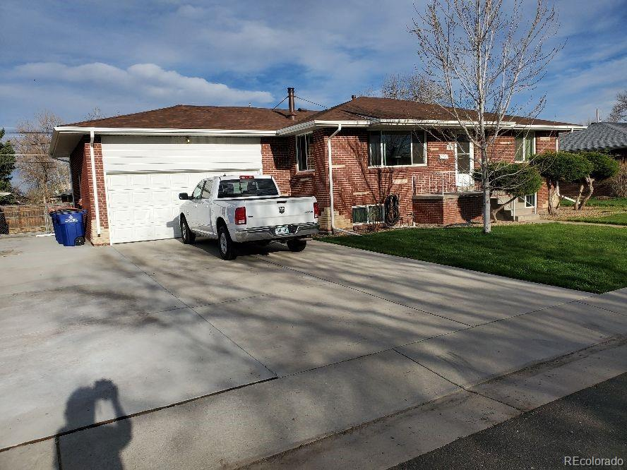 6048 Lee Street Property Photo - Arvada, CO real estate listing