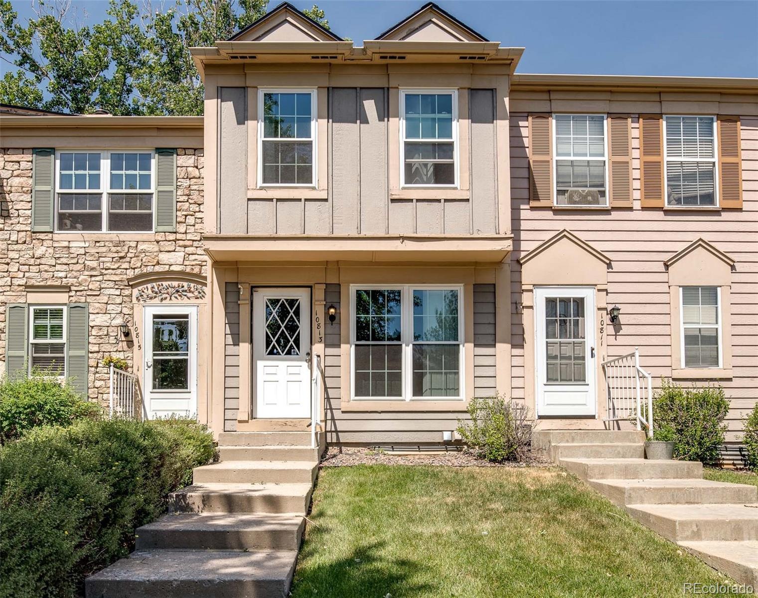 10813 W Dartmouth Avenue Property Photo - Lakewood, CO real estate listing