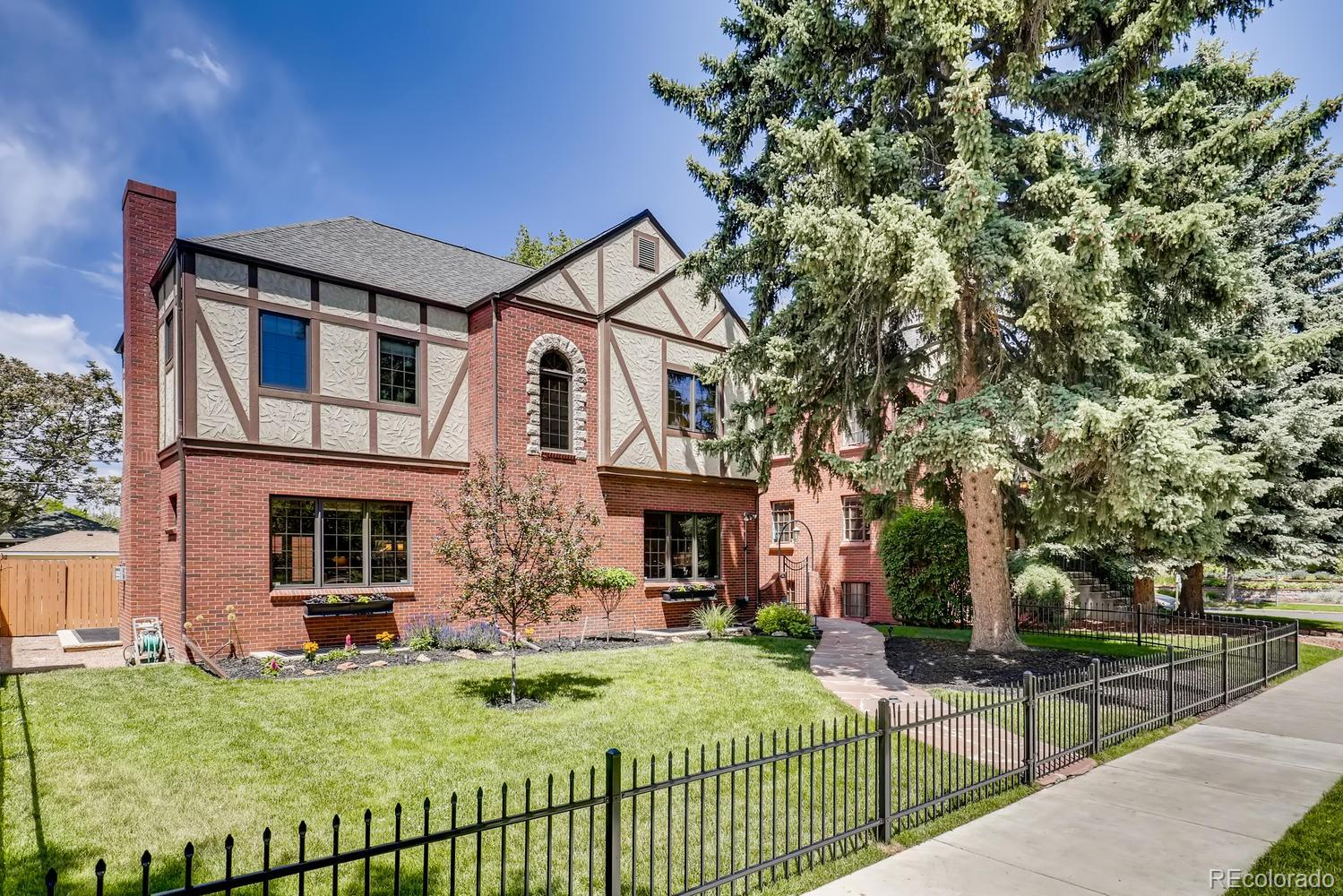 1585 Filbert Court Property Photo - Denver, CO real estate listing