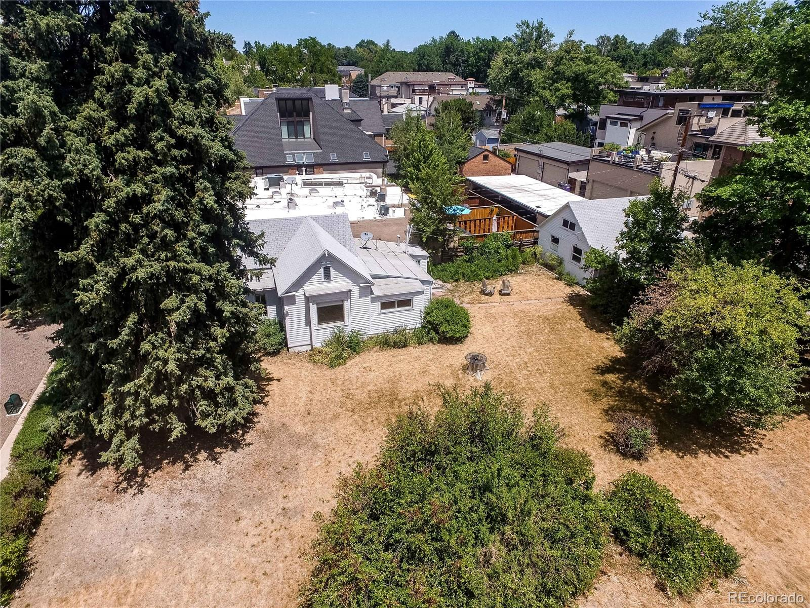 414 Fillmore Street Property Photo - Denver, CO real estate listing
