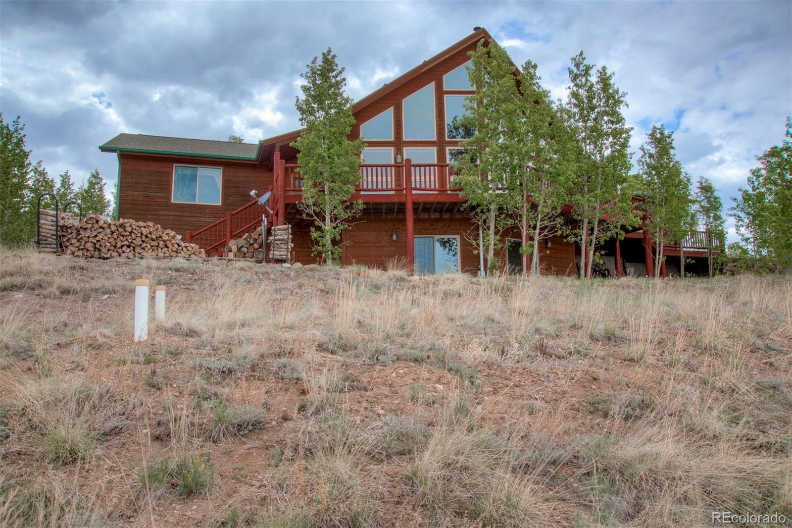 3207 High Creek Road Property Photo - Fairplay, CO real estate listing