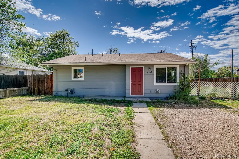 5495 Saulsbury Court Property Photo - Arvada, CO real estate listing